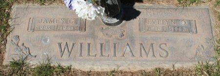 WILLIAMS, EVELYN O - Maricopa County, Arizona | EVELYN O WILLIAMS - Arizona Gravestone Photos