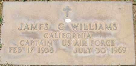 WILLIAMS, JAMES C. - Maricopa County, Arizona | JAMES C. WILLIAMS - Arizona Gravestone Photos