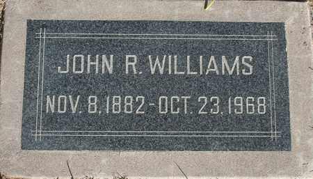 WILLIAMS, JOHN R - Maricopa County, Arizona | JOHN R WILLIAMS - Arizona Gravestone Photos
