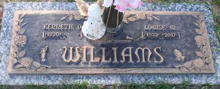 WILLIAMS, LOUISE M - Maricopa County, Arizona | LOUISE M WILLIAMS - Arizona Gravestone Photos