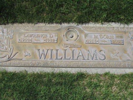 WILLIAMS, LAWRENCE D. - Maricopa County, Arizona | LAWRENCE D. WILLIAMS - Arizona Gravestone Photos