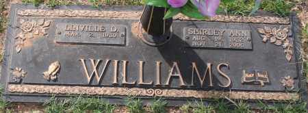 WILLIAMS, SHIRLEY ANN - Maricopa County, Arizona | SHIRLEY ANN WILLIAMS - Arizona Gravestone Photos