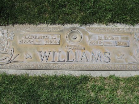 WILLIAMS, M. DORIS - Maricopa County, Arizona   M. DORIS WILLIAMS - Arizona Gravestone Photos