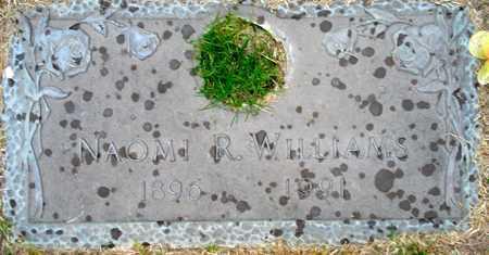 WILLIAMS, NAOMI R. - Maricopa County, Arizona | NAOMI R. WILLIAMS - Arizona Gravestone Photos