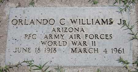 WILLIAMS, ORLANDO C., JR. - Maricopa County, Arizona | ORLANDO C., JR. WILLIAMS - Arizona Gravestone Photos