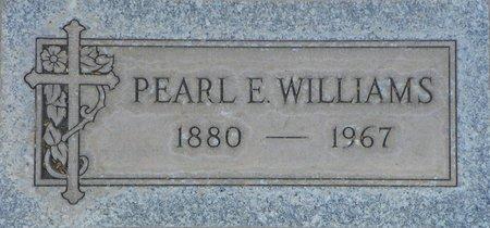 WILLIAMS, PEARL E - Maricopa County, Arizona   PEARL E WILLIAMS - Arizona Gravestone Photos