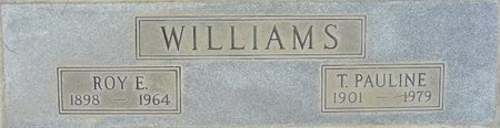 WILLIAMS, T. PAULINE - Maricopa County, Arizona | T. PAULINE WILLIAMS - Arizona Gravestone Photos