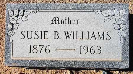 WILLIAMS, SUSIE B. - Maricopa County, Arizona | SUSIE B. WILLIAMS - Arizona Gravestone Photos