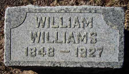 WILLIAMS, WILLIAM - Maricopa County, Arizona   WILLIAM WILLIAMS - Arizona Gravestone Photos