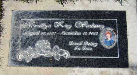 WINBERRY, MARILLYN KAY - Maricopa County, Arizona   MARILLYN KAY WINBERRY - Arizona Gravestone Photos