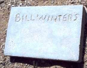 WINTERS, BILL - Maricopa County, Arizona   BILL WINTERS - Arizona Gravestone Photos