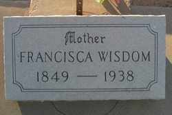 MENJUGA WISDOM, FRANCISCA - Maricopa County, Arizona | FRANCISCA MENJUGA WISDOM - Arizona Gravestone Photos