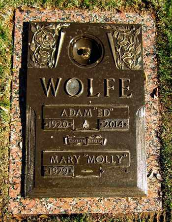 WOLFE, MARY - Maricopa County, Arizona | MARY WOLFE - Arizona Gravestone Photos
