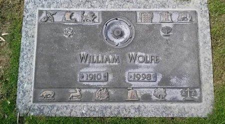 WOLFE, WILLIAM - Maricopa County, Arizona   WILLIAM WOLFE - Arizona Gravestone Photos