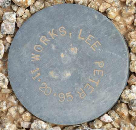 WORKS, LEE PETER - Maricopa County, Arizona | LEE PETER WORKS - Arizona Gravestone Photos