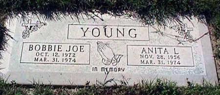 YOUNG, BOBBIE JOE - Maricopa County, Arizona | BOBBIE JOE YOUNG - Arizona Gravestone Photos