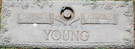 YOUNG, ELEANOR P. - Maricopa County, Arizona | ELEANOR P. YOUNG - Arizona Gravestone Photos
