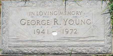 YOUNG, GEORGE R. - Maricopa County, Arizona | GEORGE R. YOUNG - Arizona Gravestone Photos