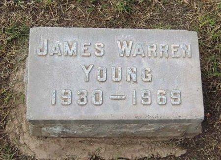 YOUNG, JAMES WARREN - Maricopa County, Arizona | JAMES WARREN YOUNG - Arizona Gravestone Photos