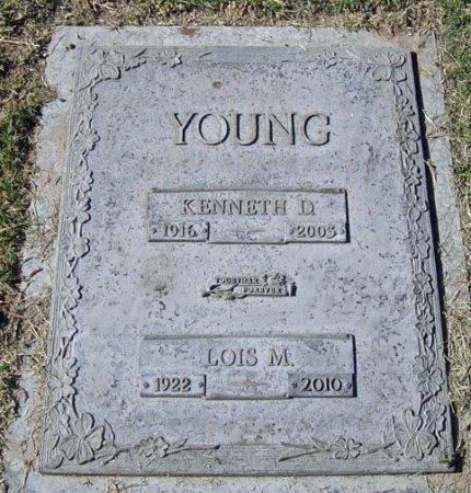 YOUNG, LOIS M. - Maricopa County, Arizona | LOIS M. YOUNG - Arizona Gravestone Photos