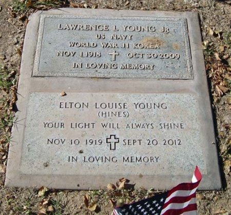 YOUNG, LAWRENCE LEROY, JR. - Maricopa County, Arizona | LAWRENCE LEROY, JR. YOUNG - Arizona Gravestone Photos
