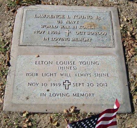 YOUNG, ELTON LOUISE - Maricopa County, Arizona | ELTON LOUISE YOUNG - Arizona Gravestone Photos