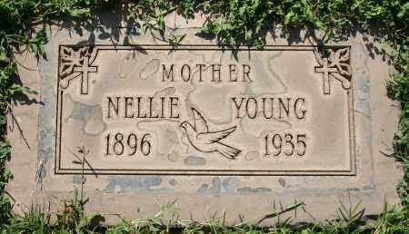 YOUNG, NELLIE - Maricopa County, Arizona | NELLIE YOUNG - Arizona Gravestone Photos