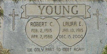 YOUNG, LAURA E - Maricopa County, Arizona | LAURA E YOUNG - Arizona Gravestone Photos