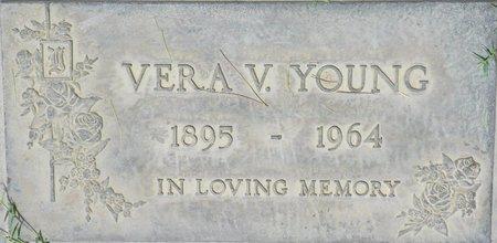 YOUNG, VERA V - Maricopa County, Arizona   VERA V YOUNG - Arizona Gravestone Photos