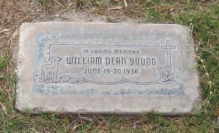 YOUNG, WILLIAM DEAN - Maricopa County, Arizona | WILLIAM DEAN YOUNG - Arizona Gravestone Photos