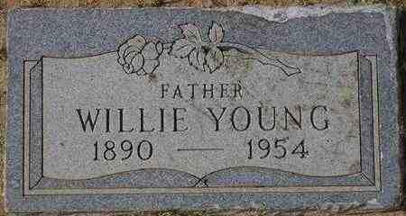YOUNG, WILLIE - Maricopa County, Arizona   WILLIE YOUNG - Arizona Gravestone Photos