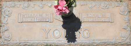 YOUNG, EDNA M. - Maricopa County, Arizona   EDNA M. YOUNG - Arizona Gravestone Photos