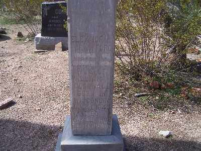 CRAWFORD CORNWALL, ELEANOR - Mohave County, Arizona | ELEANOR CRAWFORD CORNWALL - Arizona Gravestone Photos