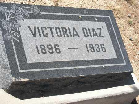 DIAZ, VICTORIA - Mohave County, Arizona   VICTORIA DIAZ - Arizona Gravestone Photos