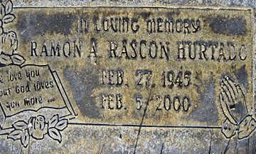 HURTADO, RAMON A - Mohave County, Arizona   RAMON A HURTADO - Arizona Gravestone Photos