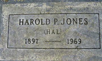 JONES, HAROLD P - Mohave County, Arizona | HAROLD P JONES - Arizona Gravestone Photos