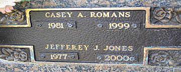 JONES, JEFFEREY J - Mohave County, Arizona | JEFFEREY J JONES - Arizona Gravestone Photos