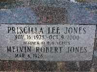 JONES, MELVIN ROBERT - Mohave County, Arizona | MELVIN ROBERT JONES - Arizona Gravestone Photos