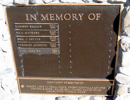 KILLIAN OR GILLIAN, JOHN - Mohave County, Arizona | JOHN KILLIAN OR GILLIAN - Arizona Gravestone Photos