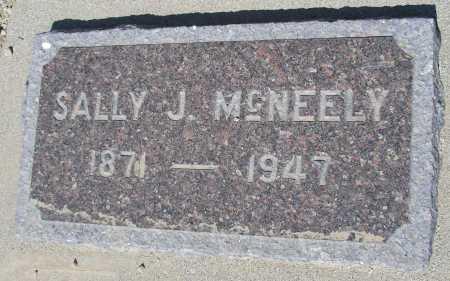 MCNEELY, SALLY J. - Mohave County, Arizona | SALLY J. MCNEELY - Arizona Gravestone Photos