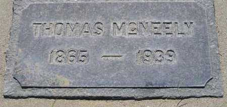 MCNEELY, THOMAS - Mohave County, Arizona | THOMAS MCNEELY - Arizona Gravestone Photos
