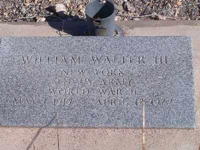 WALKER, WILLIAM - Mohave County, Arizona | WILLIAM WALKER - Arizona Gravestone Photos