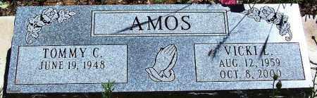 AMOS, VICKI L. - Navajo County, Arizona   VICKI L. AMOS - Arizona Gravestone Photos