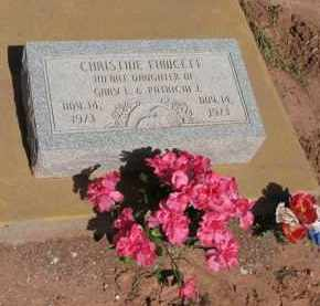 FAWSETT, CHRISTINE - Navajo County, Arizona | CHRISTINE FAWSETT - Arizona Gravestone Photos