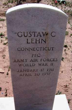 LEHN, GUSTAV - Navajo County, Arizona | GUSTAV LEHN - Arizona Gravestone Photos