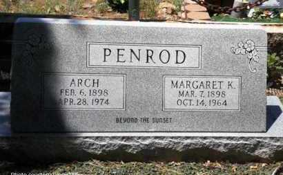 PENROD, ARCH - Navajo County, Arizona   ARCH PENROD - Arizona Gravestone Photos