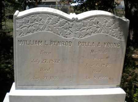 PENROD, POLLA ANN (POLLY) - Navajo County, Arizona | POLLA ANN (POLLY) PENROD - Arizona Gravestone Photos