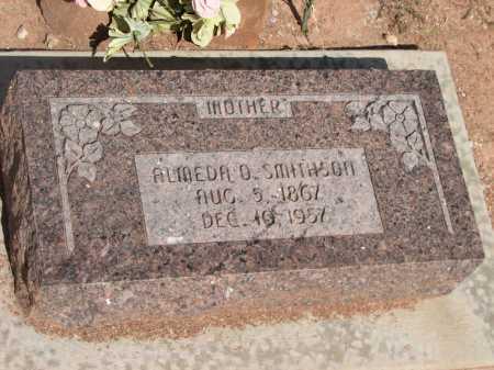 SMITHSON, ALMEDA O. - Navajo County, Arizona | ALMEDA O. SMITHSON - Arizona Gravestone Photos