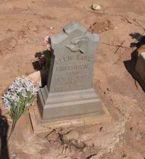 SMITHSON, ELLIS LANE - Navajo County, Arizona   ELLIS LANE SMITHSON - Arizona Gravestone Photos