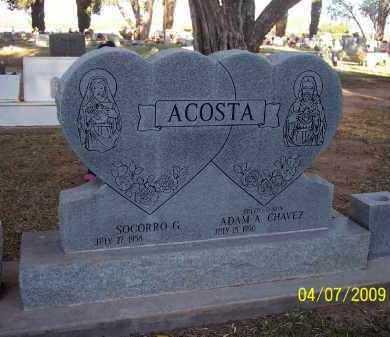 CHAVEZ, ADAM A. - Pinal County, Arizona | ADAM A. CHAVEZ - Arizona Gravestone Photos